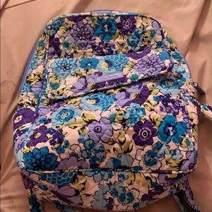 Vera Bradley Backpack- Beautiful Pattern